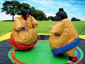 Sumo gonflables